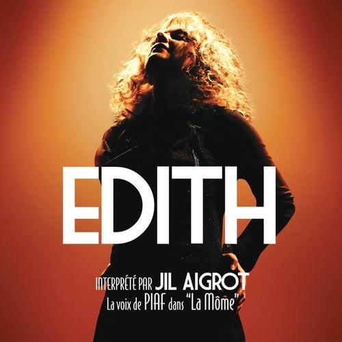 Edith (La voix de Piaf  dans 'La Môme' - Hommage au 50e anniversaire de la dispariation de Piaf) by Edith Piaf