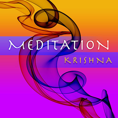 Meditation by Krishna