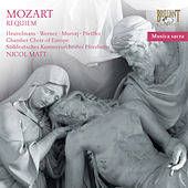 Mozart: Requiem, K. 626 by Chamber Choir of Europe