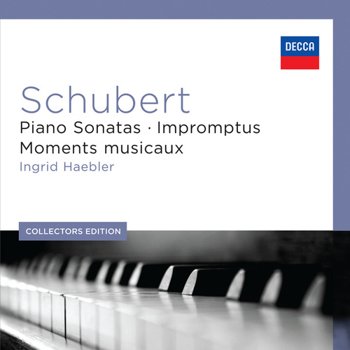 Schubert: The Piano Sonatas by Ingrid Haebler