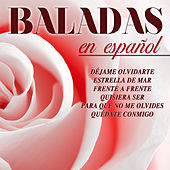 Baladas en Español by Various Artists
