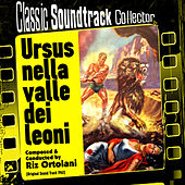 Ursus nella valle dei leoni (OST) [1961] by Riz Ortolani