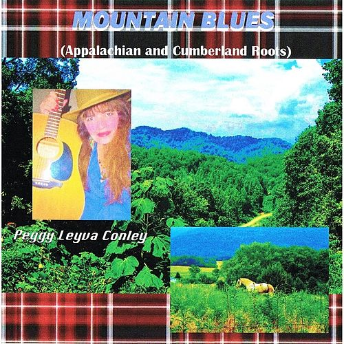 Mountain Blues by Peggy Leyva Conley