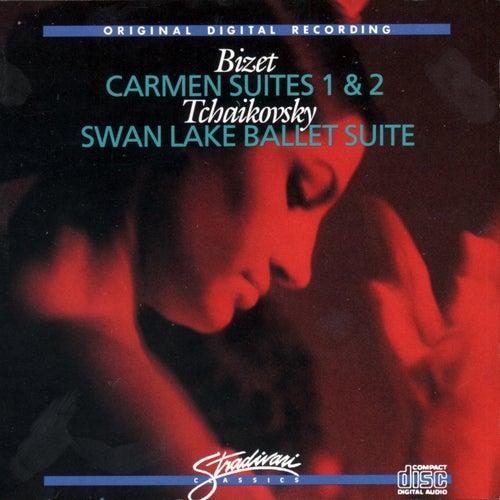 Bizet Carmen Suites 1 & 2 - Tchaikovsky Swan Lake Ballet Suite by Ljubljana Symphony Orchestra