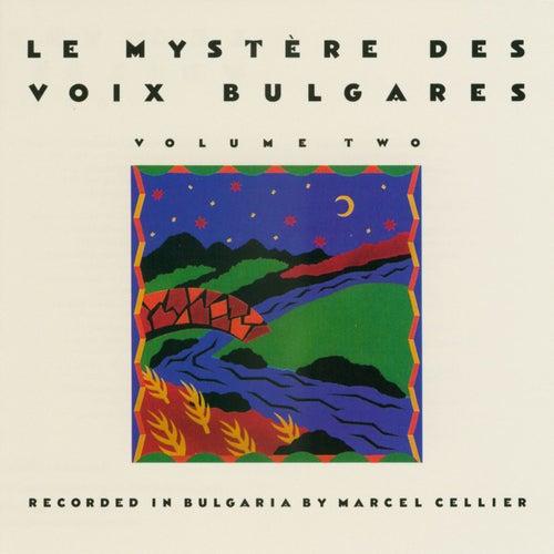 Le Mystere des Voix Bulgares, volume two by Le Mystere Des Voix Bulgares
