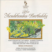 Mendelssohn: Piano Concerto No. 2 and Solo Piano Works by Rena Kyriakou