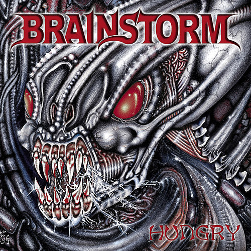 Hungry by Brainstorm (Metal)