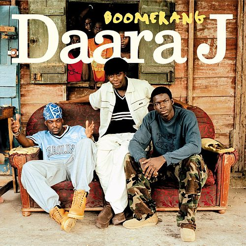 Boomerang by Daara J