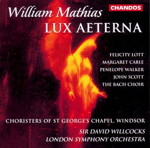 Mathias: Lux aeterna by Felicity Lott