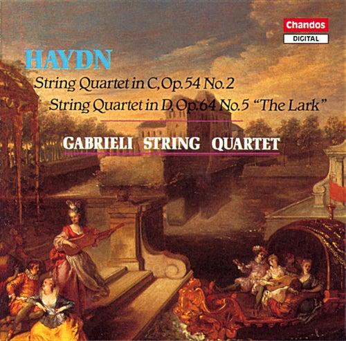 Haydn: String Quartets Nos. 2 & 5 by Gabrieli String Quartet