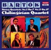 Bartok: String Quartets Nos. 1 and 2 by Chilingirian String Quartet