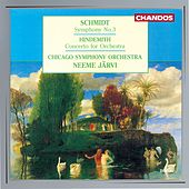 Schmidt: Symphony No. 3 - Hindemith: Concerto for Orchestra by Various Artists