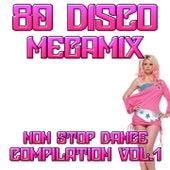 80's Disco Megamix Compilation, Vol. 1 by Disco Fever