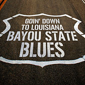 Goin' Down to Louisiana: Bayou State Blues von Various Artists