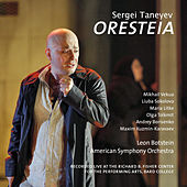Taneyev: Oresteia by Various Artists