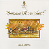 Baroque Harpsichord by Neil Roberts