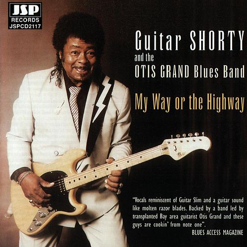 My Way On The Highway by Guitar Shorty