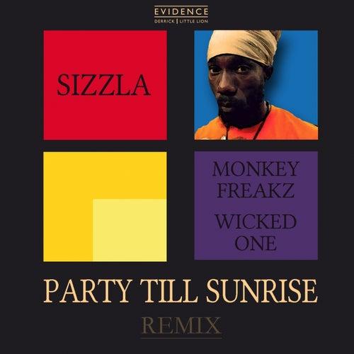 Party Till Sunrise (Monkey Freaks & Wicked One Remix, Derrick Sound Version) by Sizzla