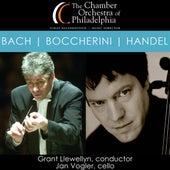 C.P.E. Bach, Boccherini & Handel: Baroque Concertos von Various Artists