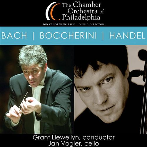 C.P.E. Bach, Boccherini & Handel: Baroque Concertos by Various Artists