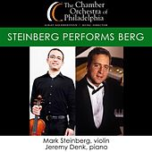Steinberg Performs Berg by Various Artists