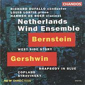 Bernstein: West Side Story - Gershwin: Rhapsody in Blue by Various Artists