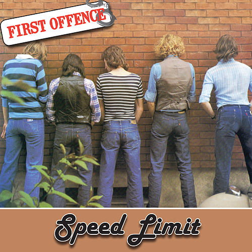 First Offence by Speed Limit