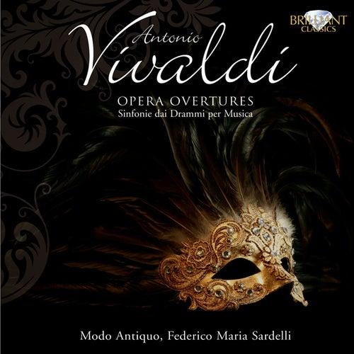 Vivaldi: Opera Overtures by Modo Antiquo