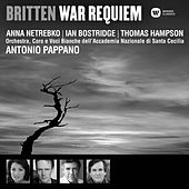 Britten: War Requiem by Antonio Pappano