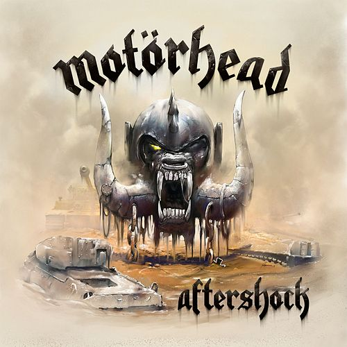 Aftershock by Motörhead
