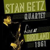 Live At Birdland 1961 by Stan Getz