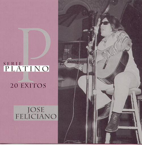 Serie Platino: 20 Exitos by Jose Feliciano