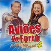 Aviões do Forró Vol. 4 by Aviões Do Forró