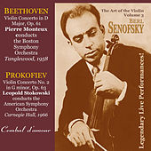 The Art of the Violin, Vol. 3 by Berl Senofsky