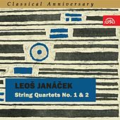 Janáček: String Quartets No. 1 and 2 - Classical Anniversary by Smetana Quartet