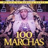 Música de Semana Santa. 100 Marchas Procesionales, Saetas y Música de Capilla. by Various Artists
