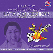 Harmony Soft Instrumental Lata Mangeshkar, Vol. 3 by Hindi Instrumental Group