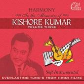 Harmony Soft Instrumental Kishore Kumar, Vol. 3 by Hindi Instrumental Group