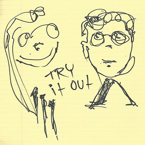 Try It Out by Skrillex