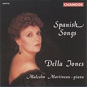 Spanish Songs by Della Jones