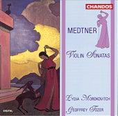 Medtner: Violin Sonatas Nos. 1 & 2 by Lydia Mordkovitch
