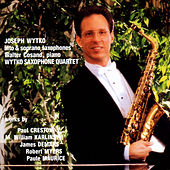 Works by Creston, Karlins, Demars, Myers, Maurice by Joseph Wytko, Walter Cosand, Wytko Saxophone Quartet