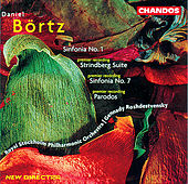 Börtz: Sinfonias Nos. 1 & 7, Strindberg Suite & Parodos by Royal Stockholm Philharmonic Orchestra