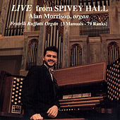 Live From Spivey Hall by Alan Morrison