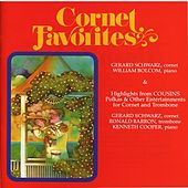 Cornet Favorites/Cousins by Schwarz/Bolcom