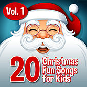 20 Xmas Fun Songs for Kids, Vol. 1 by Santa's Little Helpers