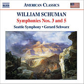 SCHUMAN, W.: Symphonies Nos. 3 and 5 / Judith by Seattle Symphony Orchestra