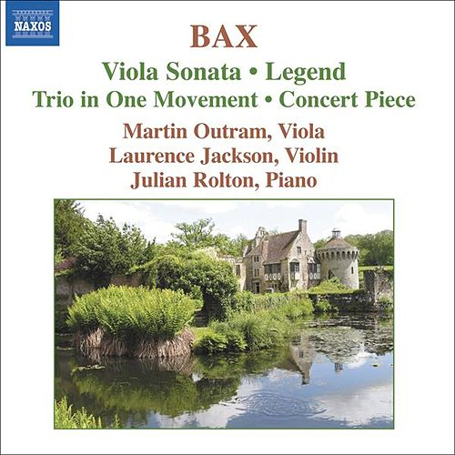 BAX: Viola Sonata / Concert Piece / Legend / Trio in 1 Movement by Various Artists
