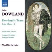 DOWLAND: Lute Music, Vol. 2 by Nigel North