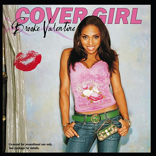 Cover Girl by Brooke Valentine